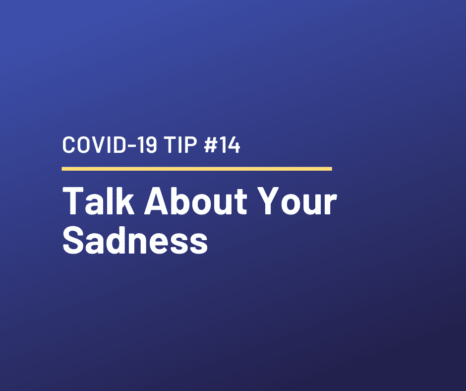 COVID-19 Relationship Tip #14